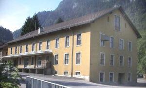 Unsere alte Fabrik in Vorderthal